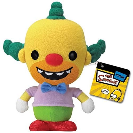 Krusty the Clown Plush
