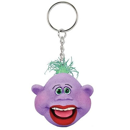 Jeff Dunham Peanut Talking Key Chain: