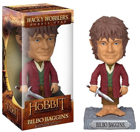 The Hobbit: Bilbo Wacky Wobbler
