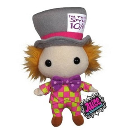 Mad Hatter Plushie