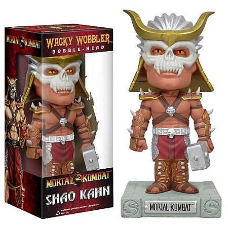 Mortal Kombat Shao Khan Bobble Head