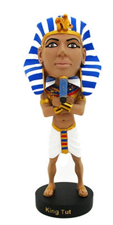 king Tut Bobblehead Doll