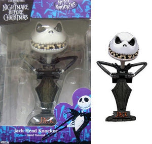 NECA Nightmare Before Christmas Jack Headknocker