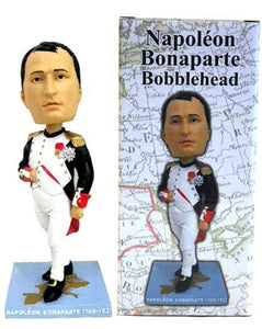 Napoleon Bonaparte 1 French Emperor Military Bobblehead
