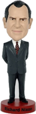 Richard Nixon Bobblehead Doll