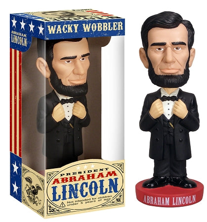 President Abraham Lincoln Bobble Head