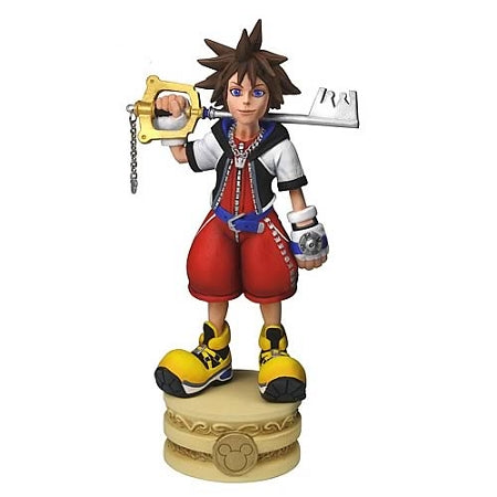 Kingdom Hearts Sora Bobble Head