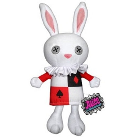 White Rabbit Plushie