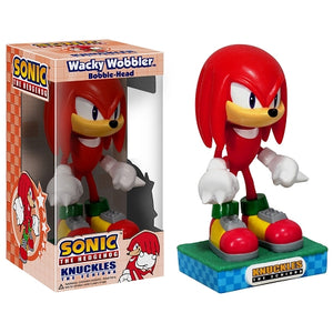Sonic the Hedgehog Knuckles Bobble Head