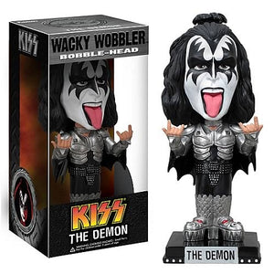 KISS Gene Simmons The Demon Bobble Head