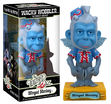 Wizard of Oz Flying Monkey Bobble Head