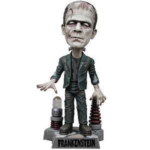 Universal Monsters Frankenstein Head Knocker