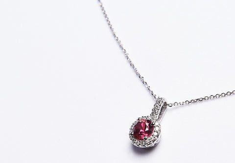 Color Gemstone Jewelry: spinel