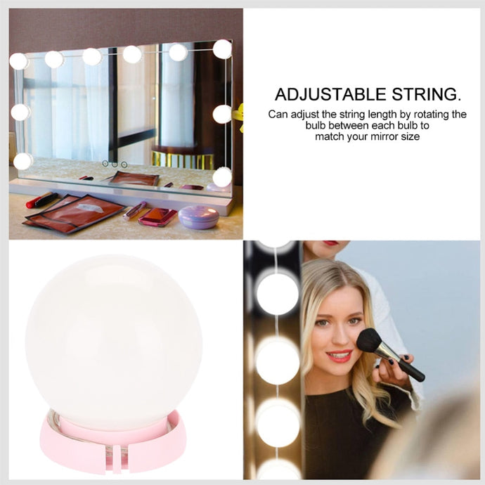 Mirror Vanity LED lights
