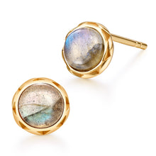 Load image into Gallery viewer, Labradorite Earrings
