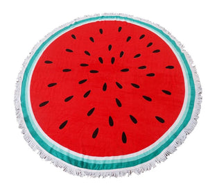 Watermelon Beach Towel - Loreta Accesorios
