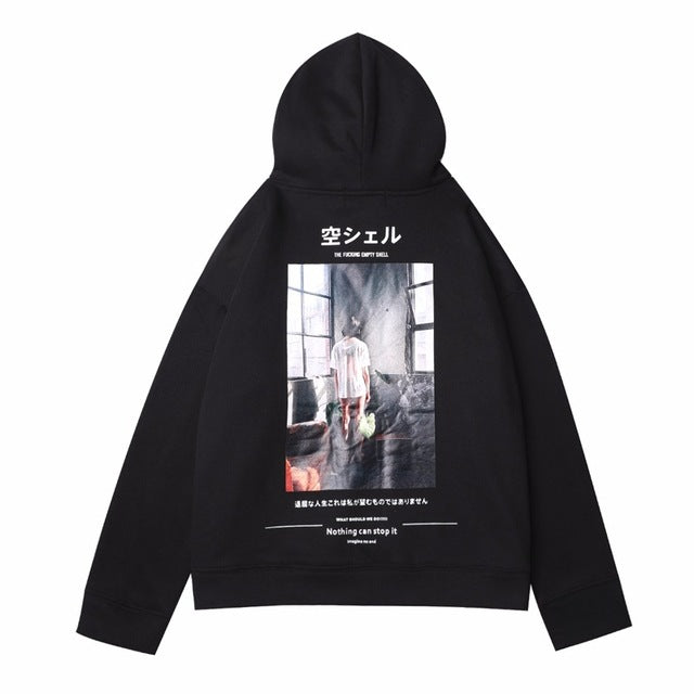 EMPTY SHELL Hoodie (4174078640172)