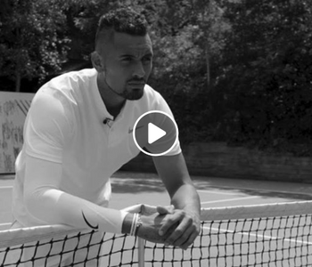 Nick Kyrgios talks out for the first time about beating the big four!
