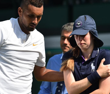 Does Nick Kyrgios still love tennis?