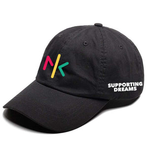 NK DAD HAT BLACK