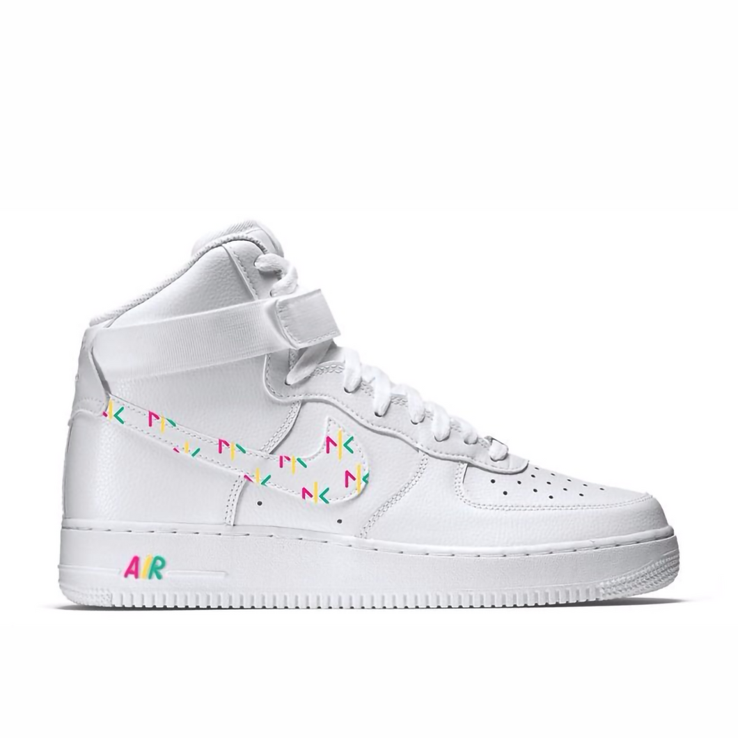 NKF Nike Air Force 1 Custom Hightop Kick - Men