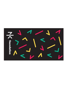 NK Foundation Gym Towel