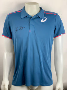 Tennys Sandgren's Signed Shirt