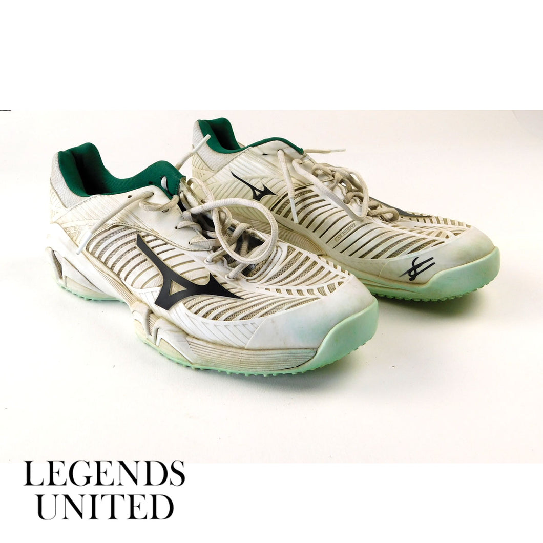 Gilles Muller's Signed Shoes