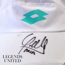 Guido Pella's Hat