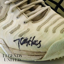 Tommy Haas' Signed Shoes