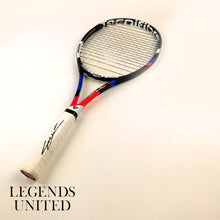 Marius Copil's Signed Racket