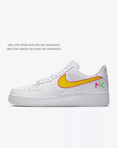 NKF Nike Air Force 1 Custom Kick