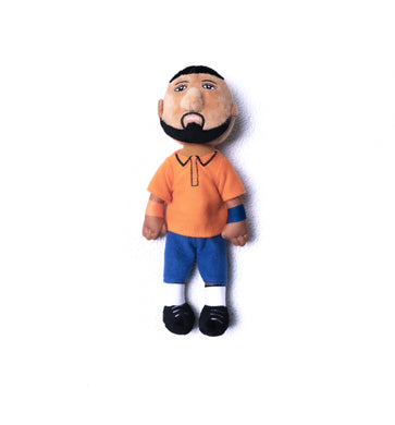 Plush Doll Nick Kyrgios