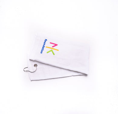 NKF Tennis Towel with Clip
