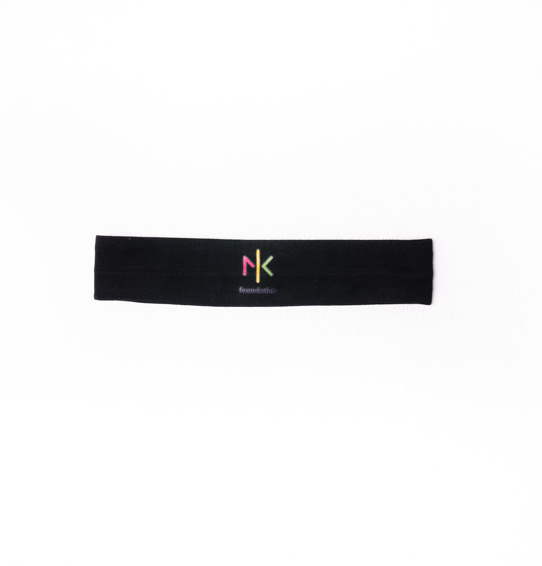 Black Headband NKF