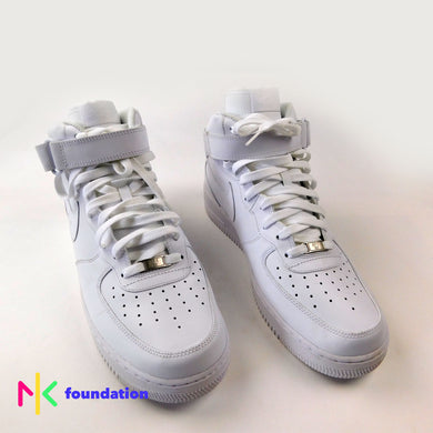 Nk Nike Air Force high tops shoes