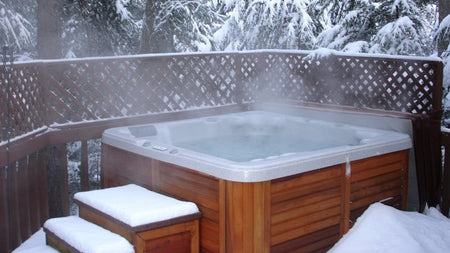 11 Hot Tub Winter Tips: Get the Most out of Your Spa When it's Cold