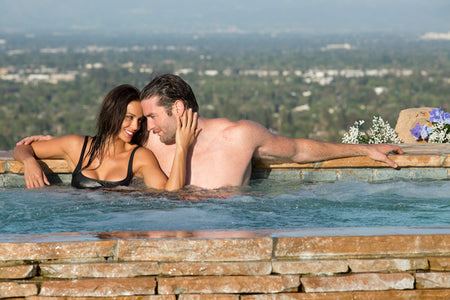 Have Your Valentine's Date at Home, Use Your Hot Tub