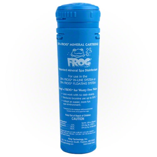 Spa Frog Mineral Cartridge - Hot Tub Warehouse