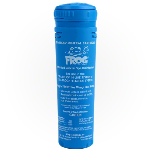 Spa Frog Serene Mineral Cartridge