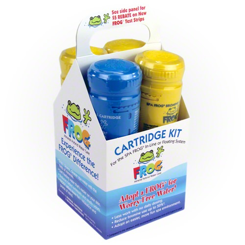 Spa Frog Cartridge Kit - 150 - Hot Tub Warehouse