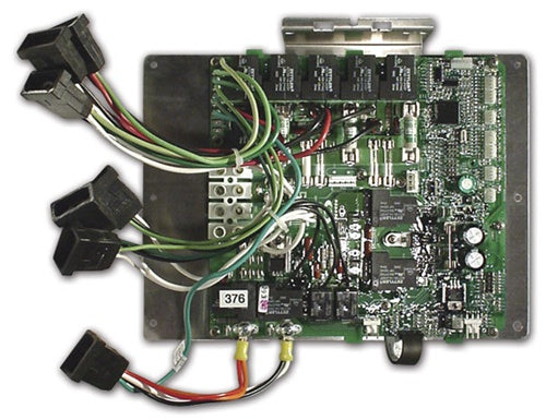 Gecko MSPA-MP-BF4 Circuit Board 0201-30001