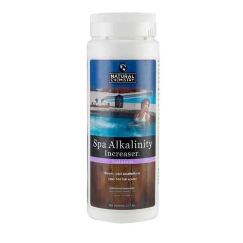 Natural Chemistry Spa Alkalinity Increaser - 2.71 Pounds