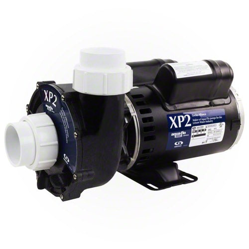 Gecko Aqua-Flo XP2 1.5 HP Pump 2 Speed 48 Frame - 115 Volts - Hot Tub Warehouse