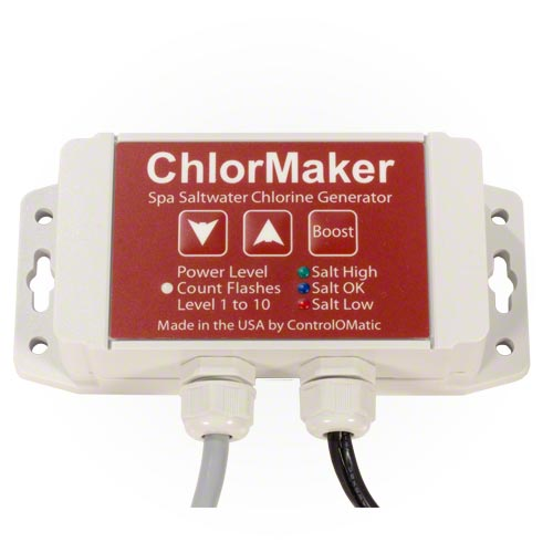ControlOMatic Chlorine Generator ChlorMaker DO