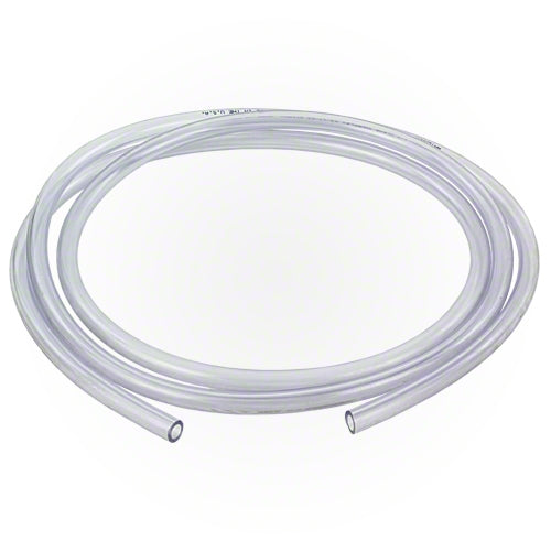 "Shurflex 1/4"" x 6' Clear Vinyl Tubing - Hot Tub Warehouse"