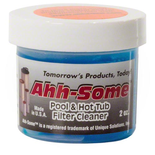 Ahh-Some Filter Cleaner