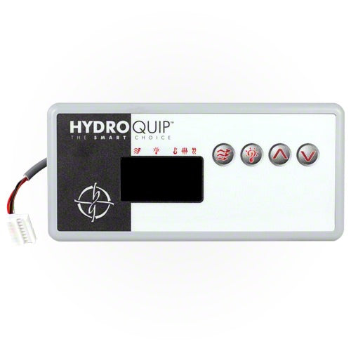 HydroQuip ECO-7 Control Panel 34-0198-K