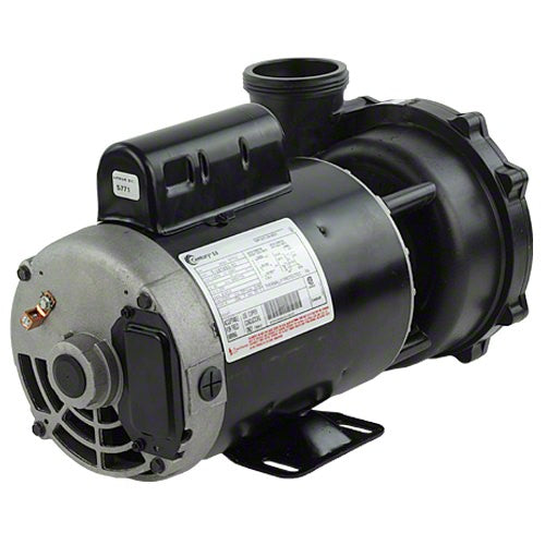 "Waterway Executive 4 HP 1 Speed 2"" Intake 2"" Discharge 56 Frame 230 Volt Pump 3711621-1D"