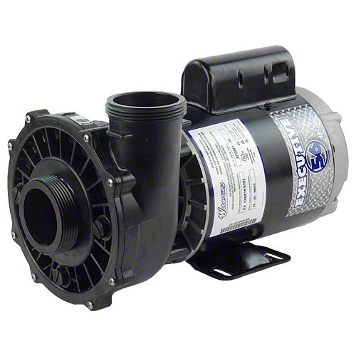 "Waterway Executive 2 HP 2 Speed 2"" Intake 2"" Discharge 56 Frame 230 Volt Pump 3720821-1D"